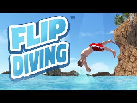 Flip Diving Review (Prezentare joc pe telefonul UMi Max/ Joc Android)