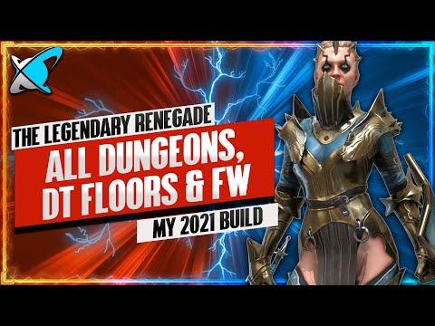 RENEGADE IS... LEGENDARY !! | Masteries & Guide | Best Budget Builds | RAID: Shadow Legends