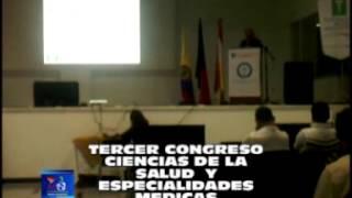 TERCER  CONGRESO DE CIENCIAS DE  LA SALUD Y ESPECIALIDADES MEDICAS