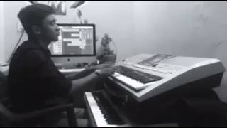 Eh suzhali song cover😊 by my buddy prince