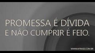 PROMESSA É DIVIDA!!! ROLEMBERG MENTIROSO ( PARODIA DE MALANDRAMENTE )