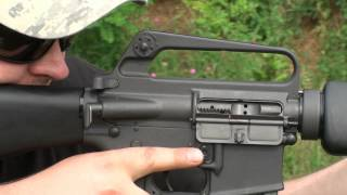M16A1 Shooting The Original Vietnam Era AR-15 Rifle - G's HD Gun Show