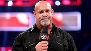 Goldberg says goodbye ... for now: Raw Talk, April 3, 2017