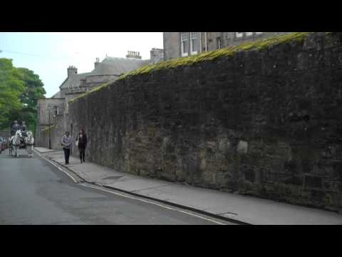 Horse Drawn Wedding Carriage St Andrews Scotland