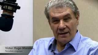 Víctor Hugo Morales (periodista) - Poemas de Antonio Guerrero Rodríguez