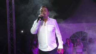 Щуро хоро се завихри на концерта на Драган Коич Кеба на Табиет фест в Дупница. HD