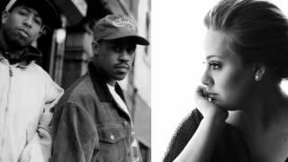 Deep Revolutionist (Adele vs Gang Starr) - DJ Topcat