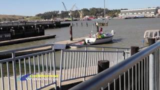 Vallejo Boat Ramp | Napa  River - Mare Island Strait | Vallejo California