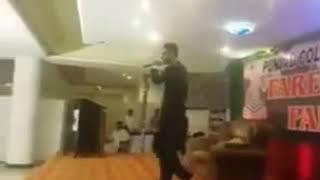 Wakra swag Zee Mirza live PGC