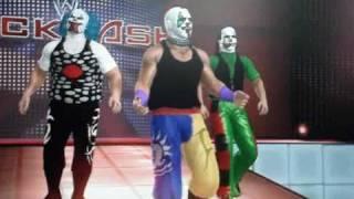 Psycho Circus CaW SvR 2010