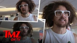 Redfoo: No Privacy, No Problem | TMZ TV