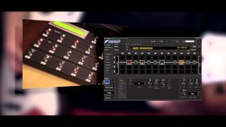 AXE FX II - Live Scenes Switching - MFC101
