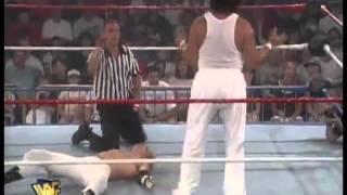 Jeff Hardy vs Waylon Mercy width=