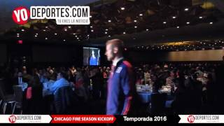 Chicago Fire 2016 Season