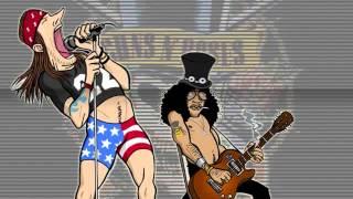 Guns n' Roses   Perfect Crime