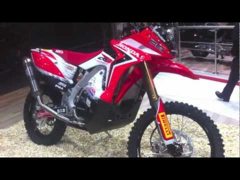 HONDA CRF450 RALLY COLOGNE