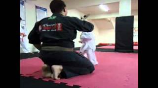Little Dragon Test  - Kenpo 5.0 School - Brasil