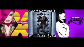 P!nk vs. Adam Lambert vs. Jessie J - If I Raised Your Domino