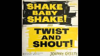 Johnny O'Keefe - Twist It Up - EP (1964)