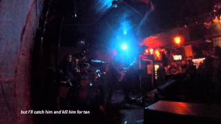 "SQUALUS - ""Town Meeting"" live with lyrics"