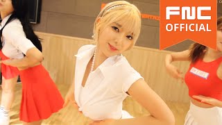 AOA - 심쿵해(Heart Attack) 안무영상(Dance Practice) Eye Contact ver.