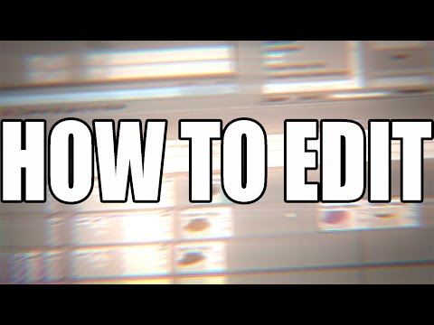 HOW TO EDIT A MONTAGE PARODY [MLG TUTORIAL]