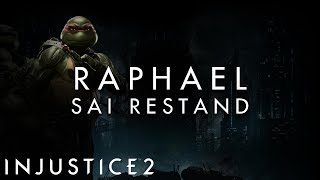 Injustice 2 - Raphael - Sai Restand