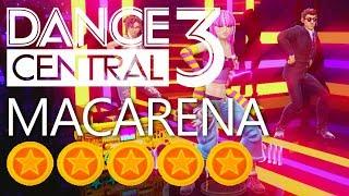 Dance Central 3 | Macarena | 5 Gold Stars