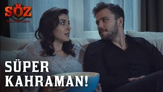 Söz | 64.Bölüm -  Süper Kahraman!
