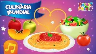 Patati Patatá - Culinária Mundial (DVD Volta ao Mundo)