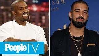 Kanye West Apologizes To Drake After Kim Kardashian West Shuts Down Affair Rumors | PeopleTV