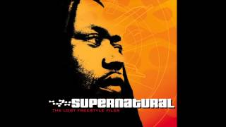 "Supernatural - ""Suckaz"" (feat.  Vinnie Paz of Jedi Mind Tricks) [Official Audio]"