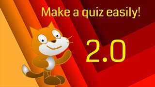 How to make a quiz on Scratch 2.0