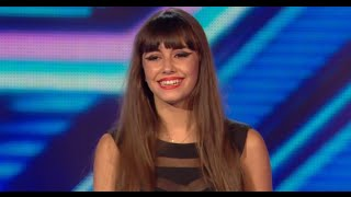 Soheila Clifford - 'Love Me Like You Do' | Six Chair Challenge | The X Factor UK 2016