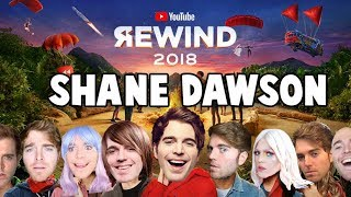 Youtube Rewind but it's only Shane Dawson