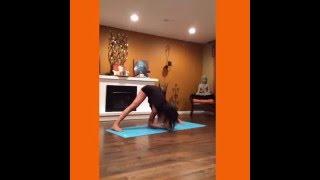 HELLO (Adele cover Leroy Sanchez) - 3 min. Yoga/Dance Vinyasa Flow with Becca Pati