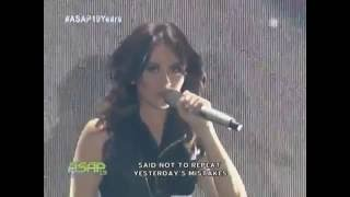 Sarah Geronimo - Can't Remember To Forget You [Shakira]