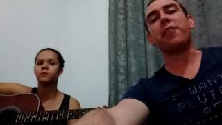 Seu nome é Jesus (Fernandinho cover)   Gislaine e Phelipe