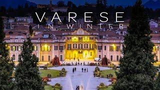 Hyperlapse Varese - Varese In Winter