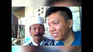 Haji Sodik Matt Licin dilokasi shooting TOP tukang ojek pengkolan