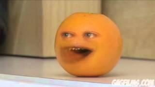 짜증나는 오렌지-어노잉 오렌지 사과