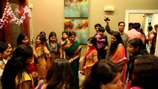 Dance at Ganesh Utsav Richardson - 2012