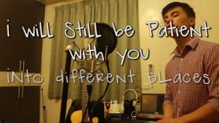 COLD WATER - MØ feat. Justin Bieber (Cover by Alfin K . L and Josua Alexander)