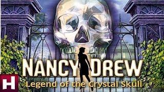 Nancy Drew: Legend of the Crystal Skull Official Trailer | Nancy Drew Games | HeR Interactive