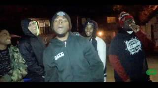 KDOGG bitcH - No Flockin Freestyle (OFFICIAL VIDEO)