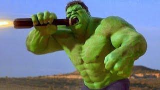 Hulk vs Helicopters - Hulk Smash Scene - Hulk (2003) Movie CLIP HD