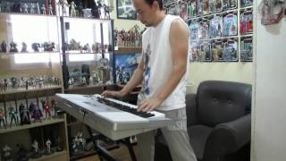 Toccata Paul Mauriat cover by Steve