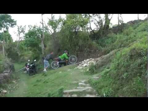 Nepal 2012 Thulakot Sunrise Hike – The Ascent 1.mp4