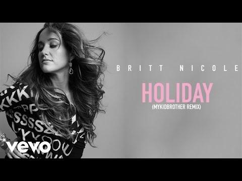 britt-nicole-holiday-mykidbrother-remix-audio-brittnicolevevo