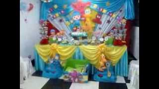 DECORACION POCOYO DE FANTASY & DECORACIONES Y MAS...